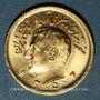 Monnaies Iran. Mohammad Reza Pahlavi. Shah (1320-58ES = 1941-79). 1/2 pahlavi ES1354 (1975). (PTL900‰. 4,07g)
