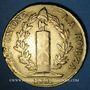 Monnaies Italie. République ligurienne (1798-1805). 96 lires 1801. (PTL 917‰. 25,21 g)