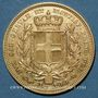 Monnaies Italie. Sardaigne. Charles Albert (1831-1849). 100 lires 1832 P. Turin. (PTL 900‰. 32,25 g)