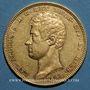 Monnaies Italie. Sardaigne. Charles Albert (1831-1849). 100 lires 1832P. Turin. (PTL 900/1000. 32,25 g)