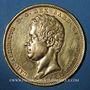 Monnaies Italie. Sardaigne. Charles Albert (1831-1849). 100 lires 1834P. Turin. (PTL 900/1000. 32,25 g)