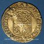Monnaies Italie. Sardaigne. Charles Emmanuel I (1580-1630). Doppia 1587. Turin !