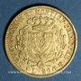 Monnaies Italie. Sardaigne. Charles Félix (1821-1831). 20 lires 1827L. Turin. 900 /1000. 6,45 gr