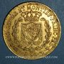 Monnaies Italie. Sardaigne. Charles Félix (1821-1831).  80 lires 1826 L. Turin. (PTL 900‰. 25,80 g)