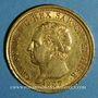 Monnaies Italie. Sardaigne. Charles Félix (1821-1831). 80 lires 1827 P. Gênes. (PTL 900‰. 25,80 g)