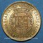 Monnaies Italie. Sardaigne. Victor Emmanuel I (1802-1821). 20 lires 1818. Turin. (PTL 900‰. 6,45 g)