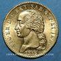 Monnaies Italie. Sardaigne. Victor Emmanuel I (1802-1821). 20 lires 1818. Turin. (PTL 900/1000. 6,45 g)