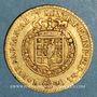 Monnaies Italie. Sardaigne. Victor Emmanuel I (1802-1821). 20 lires 1819. Turin. (PTL 900‰. 6,45 g)