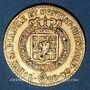 Monnaies Italie. Sardaigne. Victor Emmanuel I (1802-1821). 20 lires 1819. Turin. (PTL 900/1000. 6,45 g)