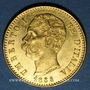 Monnaies Italie. Umberto I (1878-1900). 20 lires 1885R. Rome. (PTL 900/1000. 6,45 g)