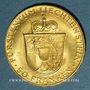Monnaies Liechtenstein. François Joseph II, prince (1938-1990). 50 franken 1956. (PTL 900‰. 11,29 g)