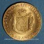 Monnaies Liechtenstein. François Joseph II, prince (1938-1990). 50 franken 1961. (PTL 900‰. 11,29 g)