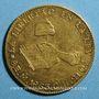 Monnaies Mexique. 1ère République. 8 escudos 1863 CH. Mexico. (PTL 875 ‰. 27,07 g)