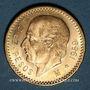 Monnaies Mexique. République. 10 pesos 1959. (PTL 900‰.  8,33 g)