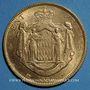 Monnaies Monaco. Charles III (1856-1889). 100 francs 1886A. (PTL 900‰. 32,258 g)