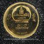 Monnaies Mongolie. République. 500 tugrik 2006 (PTL 999‰. 0,5 g)