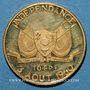Monnaies Niger. 10 francs 1960. Indépendance.  (PTL 900‰. 4,20 g)