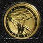 Monnaies Niue. Elisabeth II (1952 - /). 1 dollar 2013 (PTL 999‰. 0,5 g)