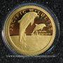 Monnaies Niue. Elisabeth II (1952 - /). 2 dollars 2009 (PTL 999‰. 0,5 g).