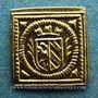 Monnaies Nuremberg. 1/16 ducat n. d. (1700)