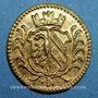 Monnaies Nuremberg. 1/8 ducat rond n. d. (1700)