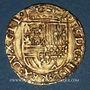 Monnaies Pays Bas, Gueldre, Philippe II d'Espagne (1556-1598), 1/2 réal d'or (1562-1576)