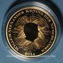 Monnaies Pays Bas. Guillaume-Alexandre (2013- ). 10 euro 2014 200e anniversaire de la Banque des Pays-Bas