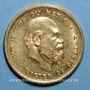 Monnaies Pays-Bas. Guillaume III (1849-1890). 10 florins (= 10 gulden) 1888. 900/1000. 6,72 g.
