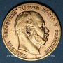 Monnaies Prusse. Guillaume I (1861-1888). 10 mark 1873C. (PTL 900/1000. 3,98 g)