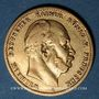Monnaies Prusse. Guillaume I (1861-1888). 10 mark 1875 A. (PTL 900‰. 3,98 g)