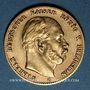Monnaies Prusse. Guillaume I (1861-1888). 10 mark 1877 C. (PTL 900‰. 3,98 g)