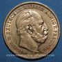 Monnaies Prusse. Guillaume I (1861-1888). 20 mark 1876 C. (PTL 900‰. 7,96 g)