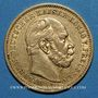Monnaies Prusse. Guillaume I (1861-1888). 20 mark 1885A. (PTL 900/1000. 7,96 g)