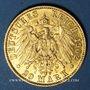 Monnaies Prusse. Guillaume II (1888-1918). 20 mark 1902A. 900 /1000. 7,96 gr
