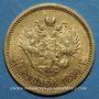 Monnaies Russie. Nicolas II (1894-1917). 10 roubles 1899. (PTL 900‰. 8,60 g)