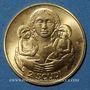 Monnaies Saint Marin. République. 2 scudi 1980. Justice. (PTL 917‰. 6 g)