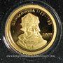 Monnaies Samoa. Monarchie parlementaire. 1 dollar 2009. (PTL 999,9‰. 0,5 g)