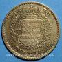 Monnaies Saxe. Antoine (1827-1836). 5 taler 1830S. 2 800 ex !