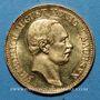 Monnaies Saxe. Frédéric Auguste III (1904-1918). 10 mark 1907 E. (PTL 900‰. 3,98 g)