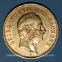 Monnaies Saxe. Georges (1902-1904). 20 mark 1903E. (PTL 900/1000. 7,96 g)
