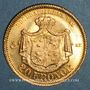 Monnaies Suède. Oscar II (1872-1907). 20 kronor 1874 ST. (PTL 900‰. 8,96 g)