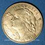Monnaies Suisse. 10 francs 1916 B. (PTL 900‰. 3,22 g)