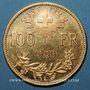 Monnaies Suisse. Confédération. 100 francs 1925 B. (PTL 900‰. 32,258 g)