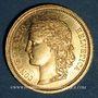 Monnaies Suisse. Confédération. 20 francs Helvetia 1886 B. (PTL 900‰. 6,45 g)