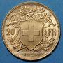 Monnaies Suisse. Confédération. 20 francs Vreneli 1926B. (PTL 900‰. 6,45 g).  50.000 ex !