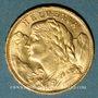 Monnaies Suisse. Confédération. 20 francs Vreneli 1930 B. (PTL 900‰. 6,45 g)