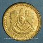 Monnaies Syrie. République. 1 pound 1369H-1950 (PTL 900‰. 6,76 g)