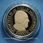 Monnaies Vatican. François (13 mars 2013 - ). 10 euro 2016. 4e année de Pontificat. (PTL 917‰. 3 g)