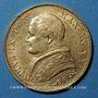Monnaies Vatican. Pie IX (1846-1878). 20 lires 1866 an XXI R. Rome. (PTL 900‰. 6,45 g)