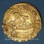 Monnaies Vatican. Sixte IV (1471-1484). Ducat